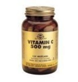 Solgar Solgar Vitamin C 500 mg plantaardige capsules
