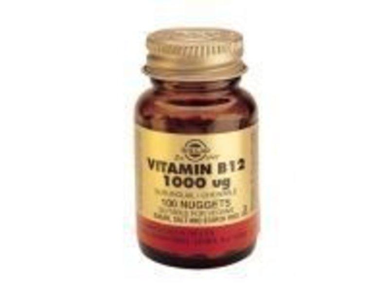 Solgar Solgar Vitamin B-12 1000 åµg