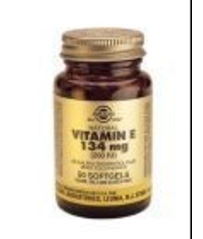 Solgar Solgar Vitamin E 134 mg/200 IU softgels