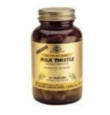 Solgar Solgar Milk Thistle Mariadistel plantaardige capsules
