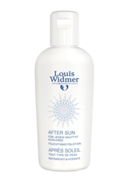 Louis Widmer After Sun Geparfumeerd