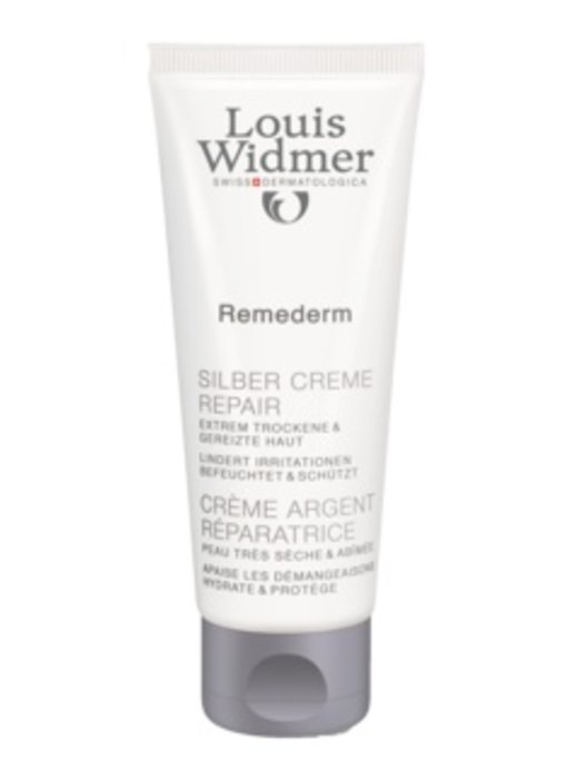 Louis Widmer Remederm Zilver Creme Repair