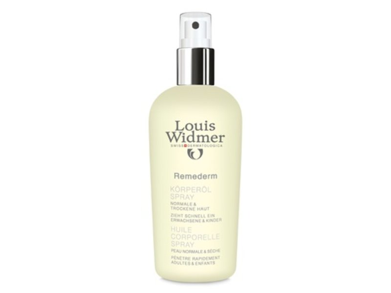 Louis Widmer Louis Widmer Remederm Lichaamsolie spray