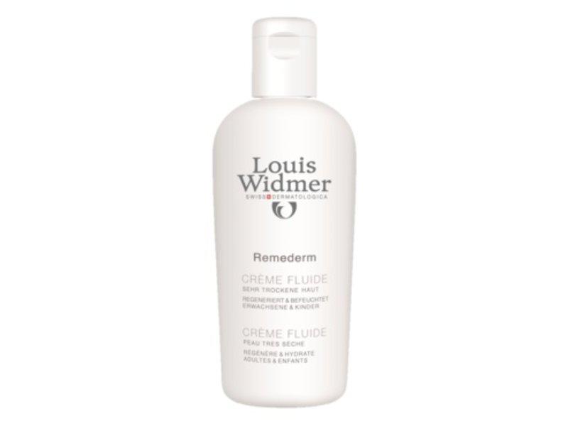 Louis Widmer Louis Widmer Remederm Creme Fluide (bodylotion) licht geparfumeerd