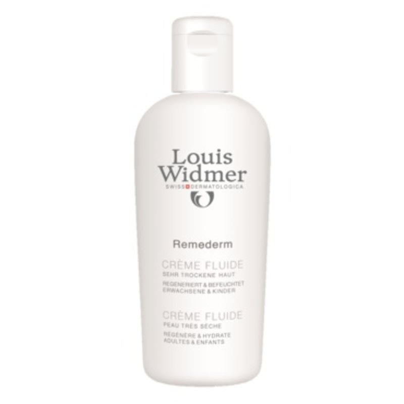 Louis Widmer Remederm Creme Fluide (bodylotion) licht geparfumeerd