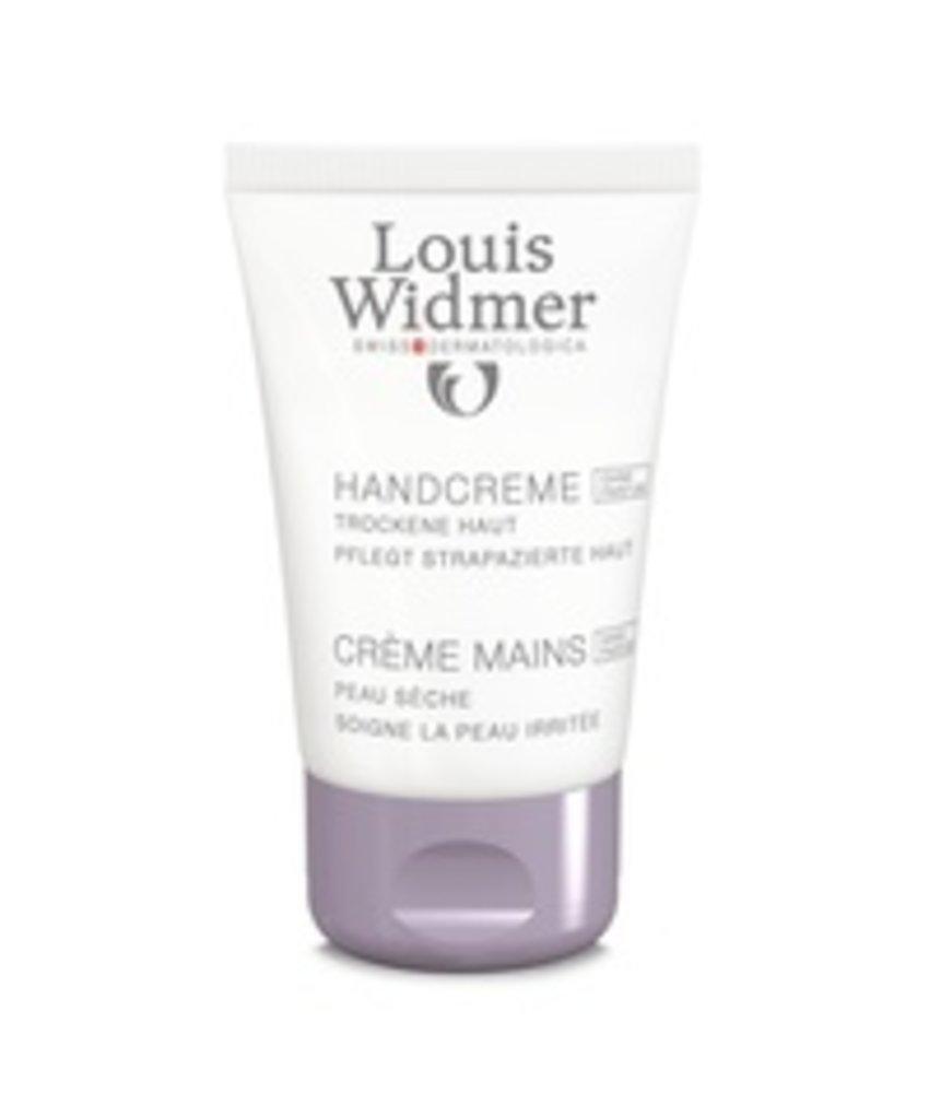 Louis Widmer Hand Creme ongeparfumeerd