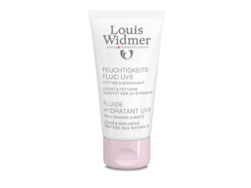 Louis Widmer Louis Widmer Hydraterende Fluid UV 6 Geparfumeerd