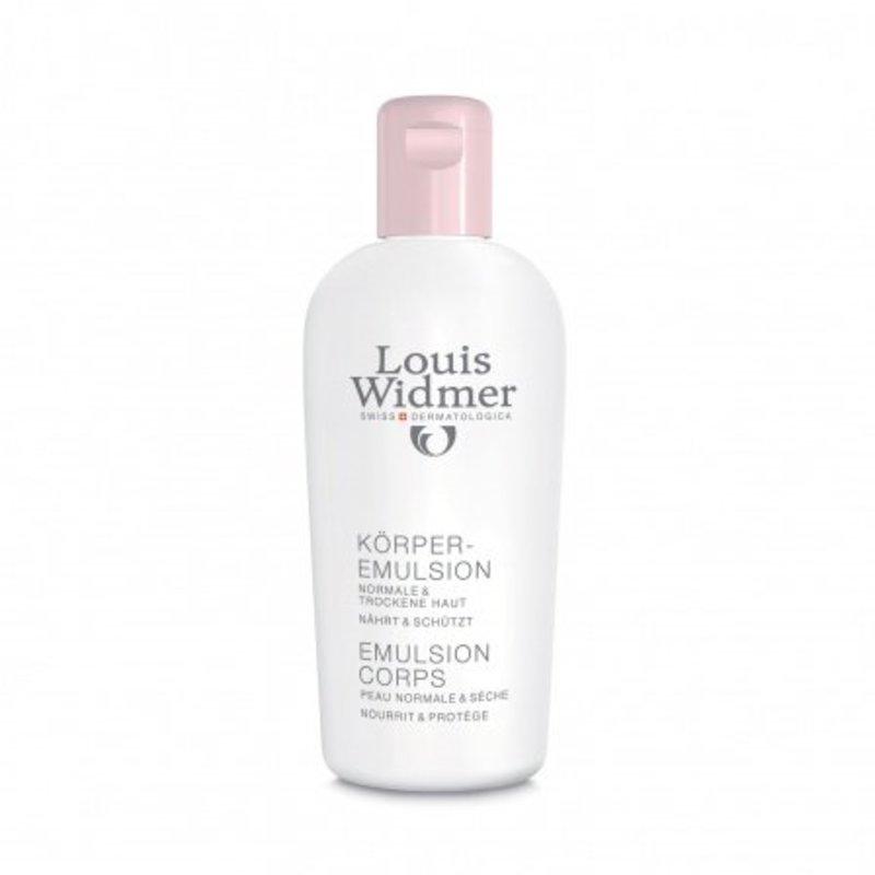 Louis Widmer Lichaamsemulsie Geparfumeerd (bodylotion)