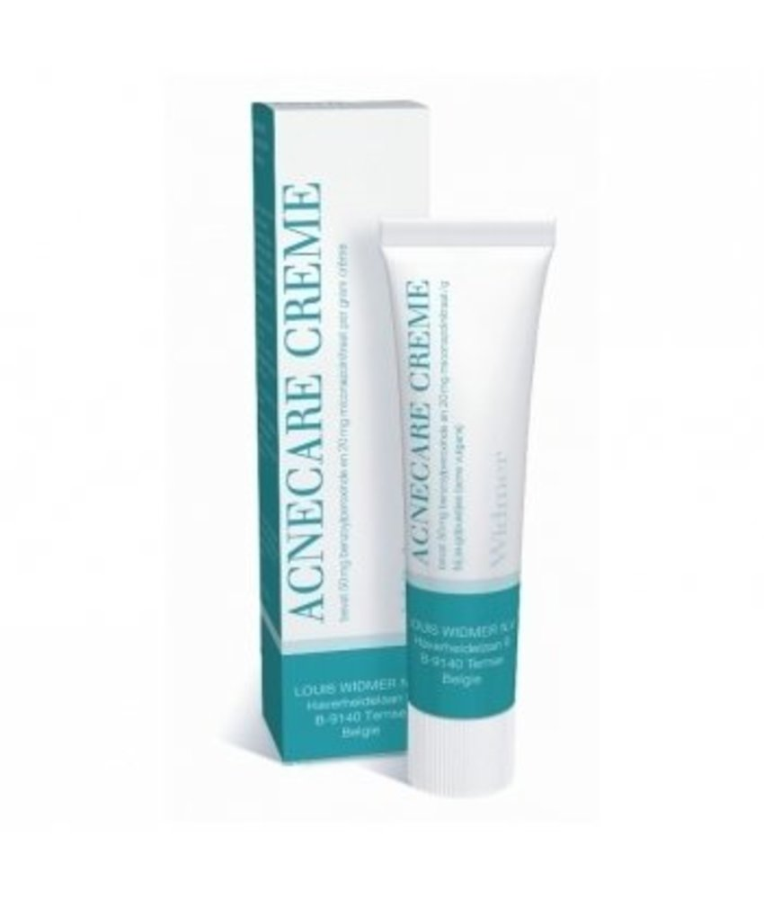 Louis Widmer Skin Appeal Acnecare/ Acne plus Creme