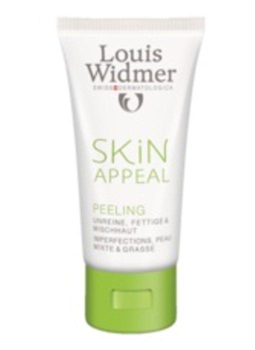 Louis Widmer Skin appeal peeling (zonder parfum)