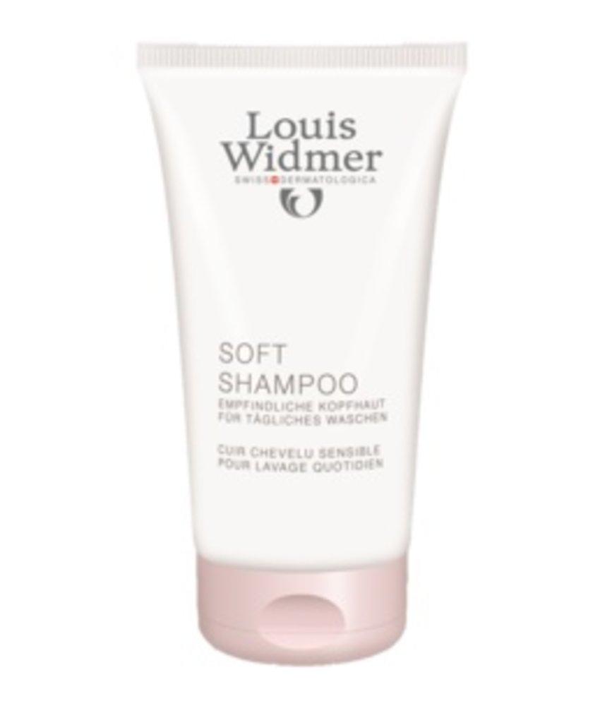 Louis Widmer Soft Shampoo met Panthenol ongeparfumeerd