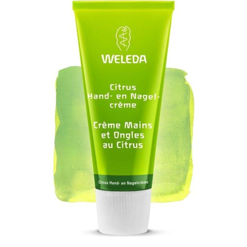 Weleda Weleda citrus hand & nagelcrème