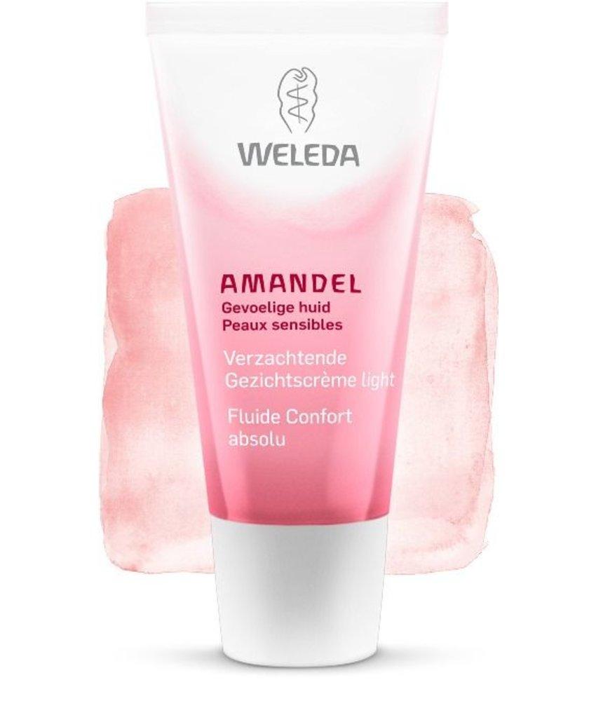 Weleda Weleda amandel verzachtende gezichtscrème light