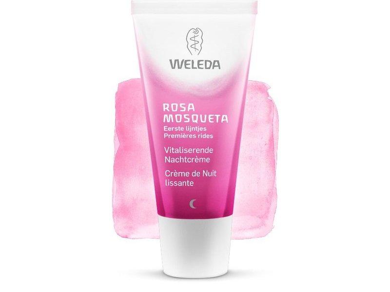 Weleda Weleda rosa mosqueta vitaliserende nachtcrème