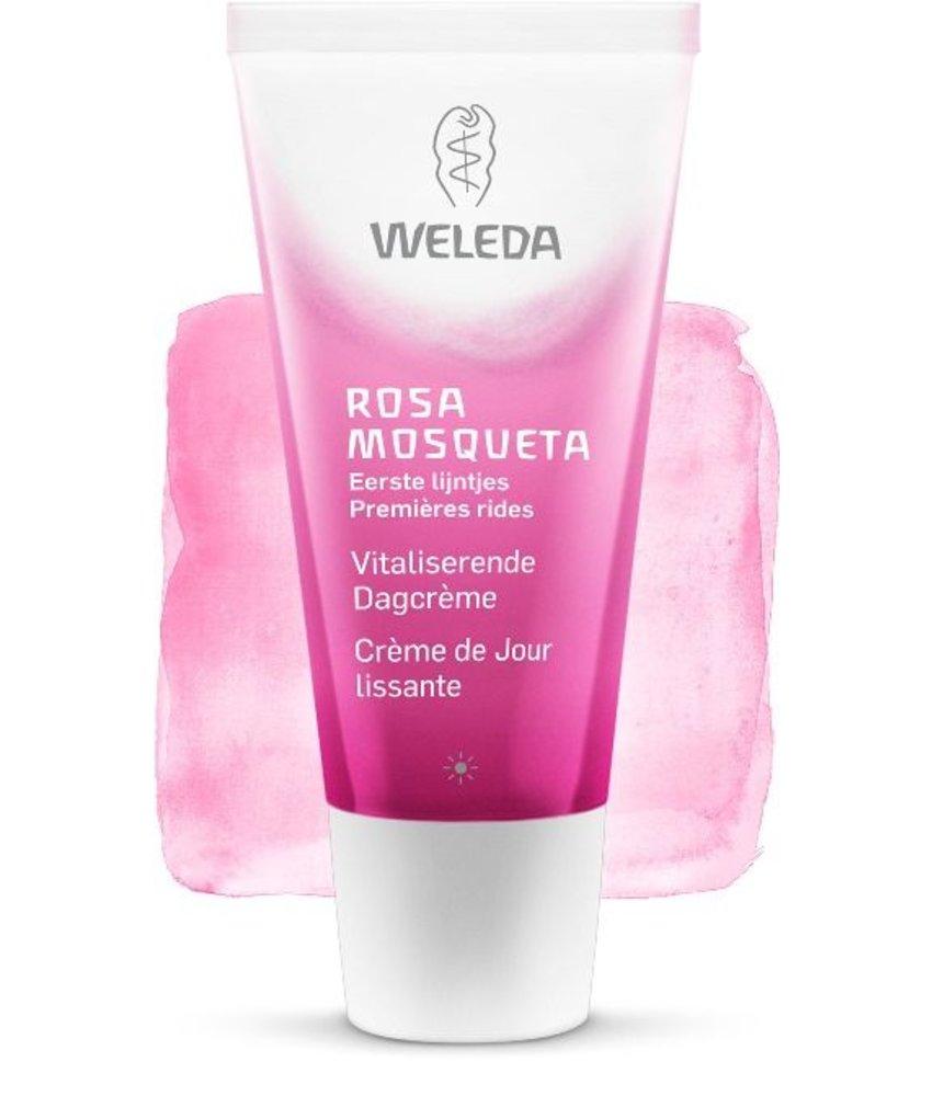 Weleda Weleda rosa mosqueta vitaliserende crème