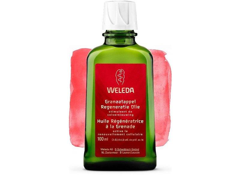 Weleda Weleda granaatappel regeneratie olie