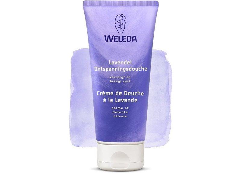 Weleda Weleda lavendel ontspanningsdouche