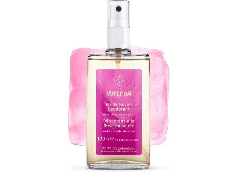 Weleda Weleda wilde rozen deodorant