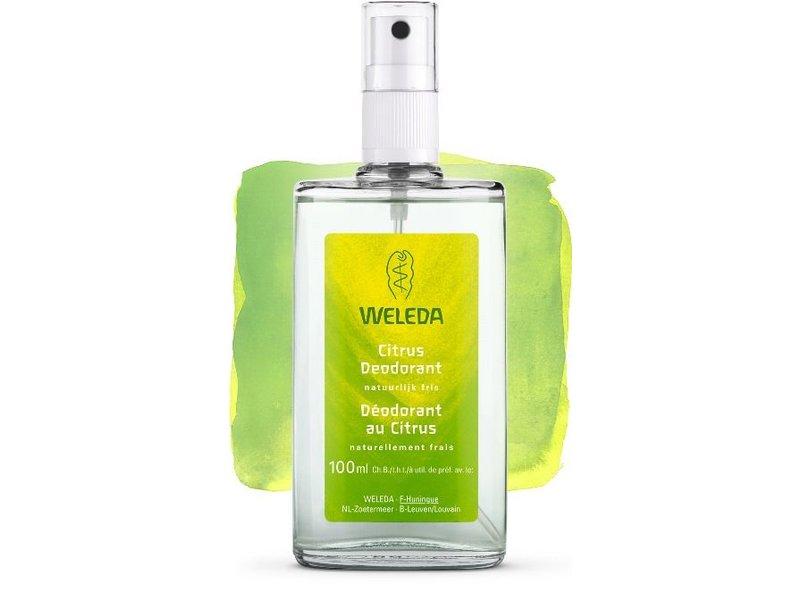 Weleda Weleda citrus deodorant