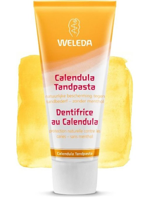 Weleda Weleda calendula tandpasta