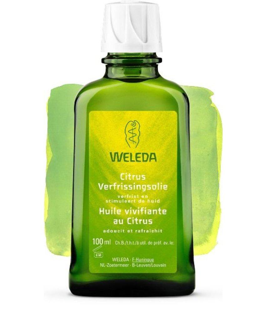 Weleda Weleda citrus verfrissingsolie