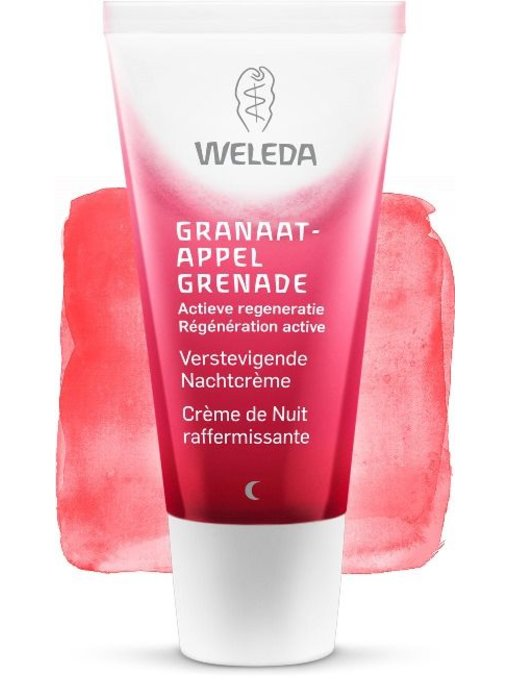 Weleda Weleda granaatappel verstevigende nachtcrème