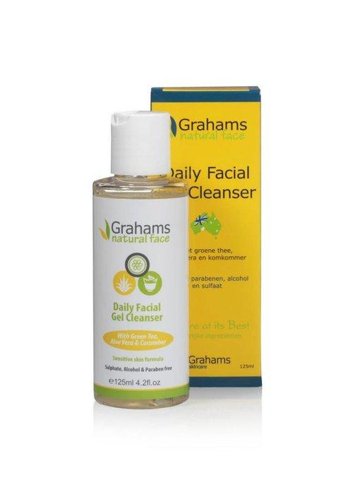Grahams Graham face wash