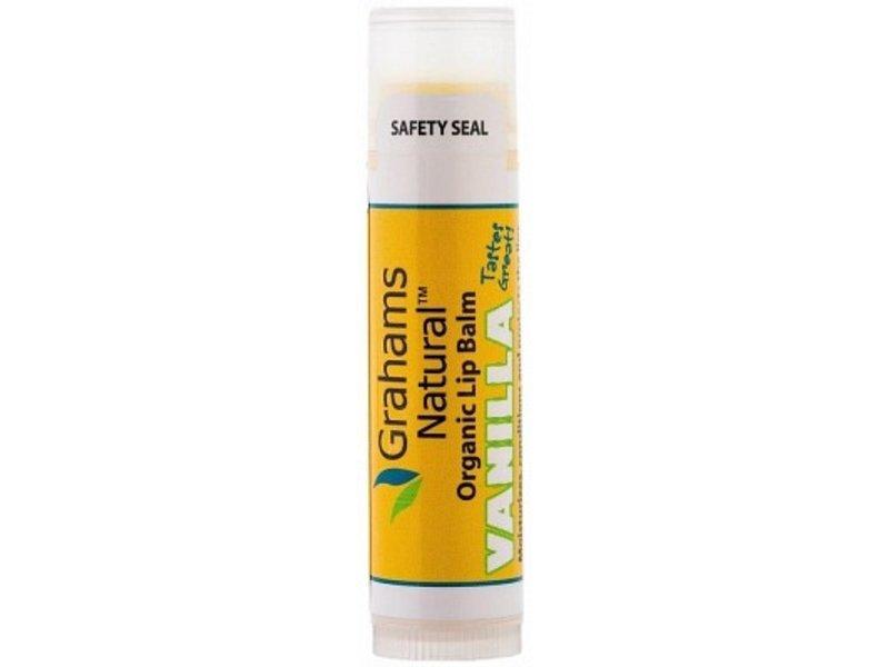 Grahams Graham organic lip balm