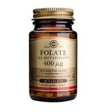 Solgar Folate 400 µg tabletten