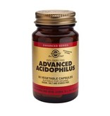 Solgar Advanced Acidophilus plantaardige capsules