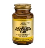 Solgar Advanced Acidophilus Plus plantaardige capsules