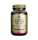 Solgar Garlic Powder 500 mg plantaardige capsules