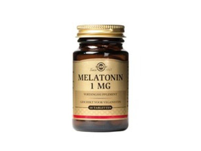Solgar Melatonin 1 mg Tabletten