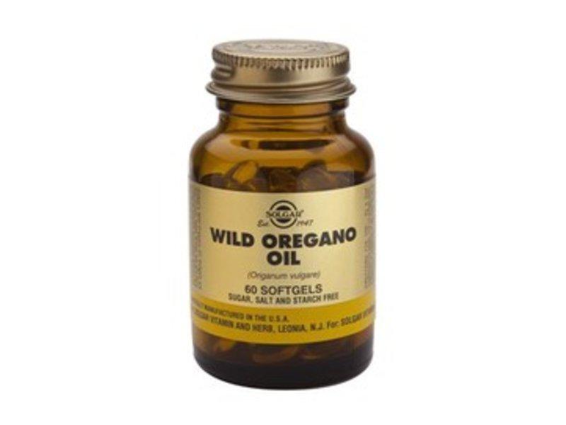 Solgar Wild Oregano Oil softgels