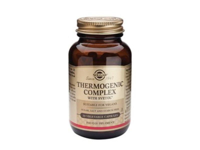 Solgar Thermogenic Complex Plantaardige capsules