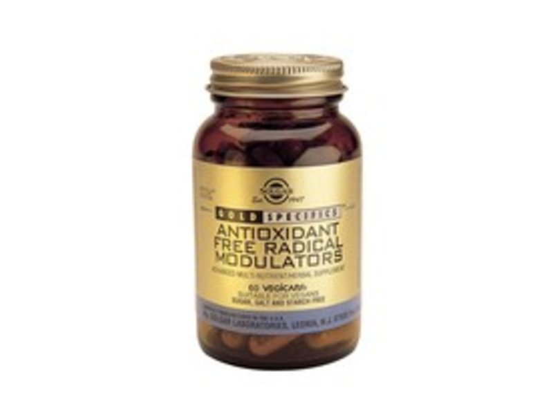 Solgar Antioxidant Free Radical Modulators plantaardige capsules