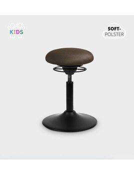 BALIMO®CLASSIC Sitztrainer KIDS Basisfarbe schwarz