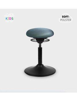 BALIMO®CLASSIC Sitztrainer KIDS Basisfarbe chrom