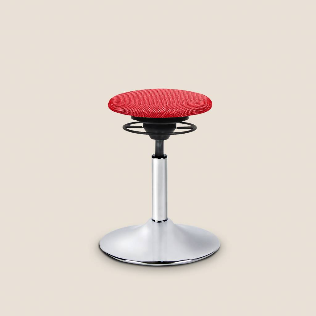 BALIMO®CLASSIC Sitztrainer KIDS Basisfarbe silber