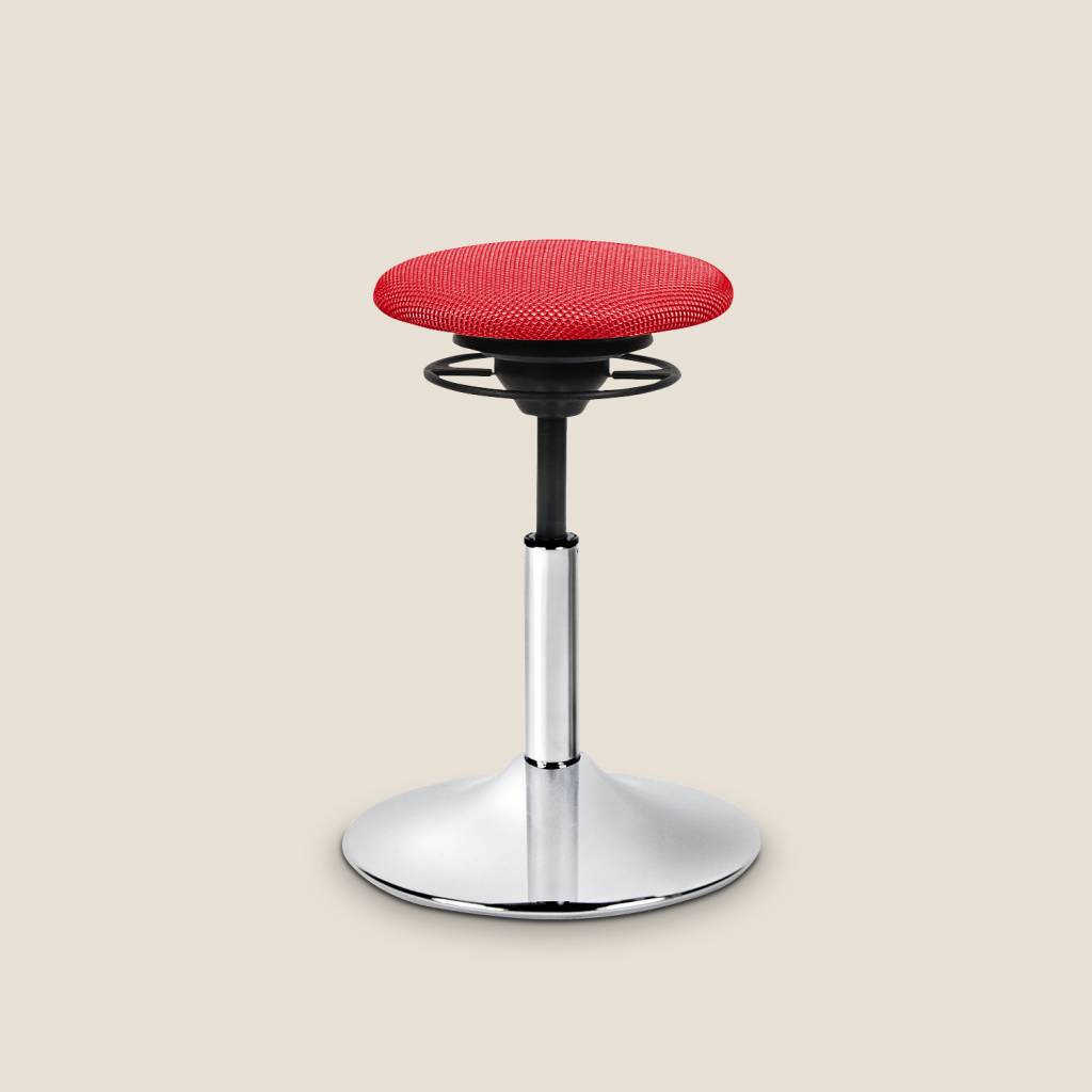 BALIMO®CLASSIC Bewegungsstuhl Basisfarbe chrom