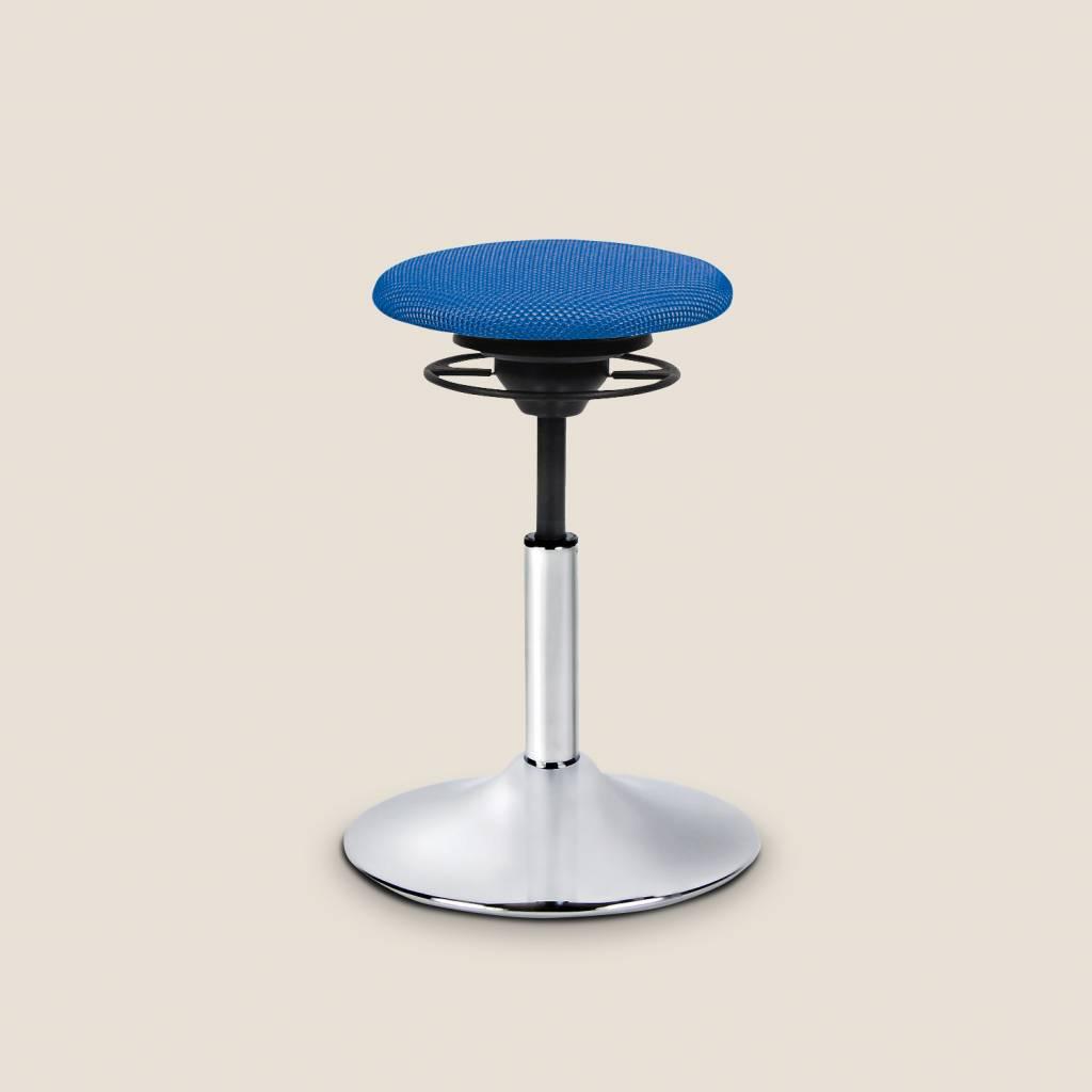 BALIMO®CLASSIC Bewegungsstuhl Basisfarbe silber