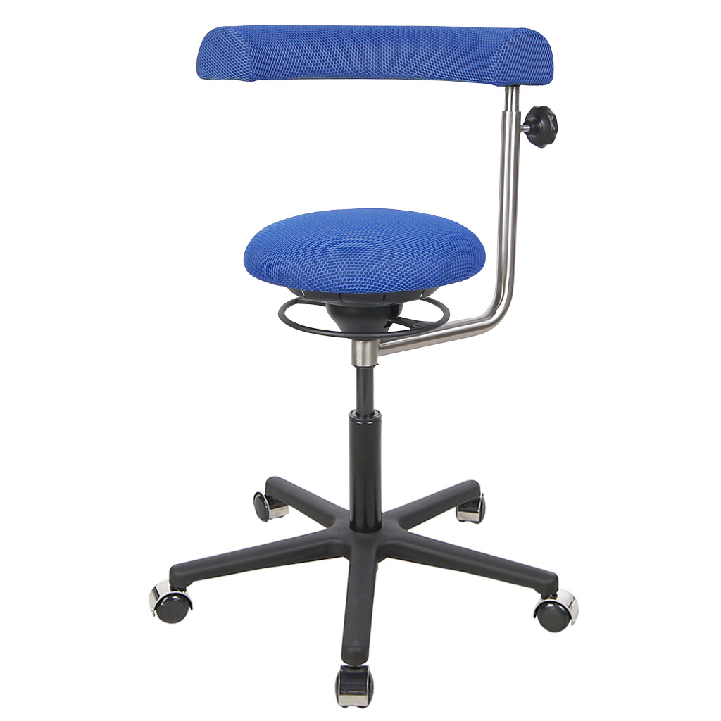 BALIMO® OFFICE Sitztrainer®OFFICE Basisfarbe schwarz