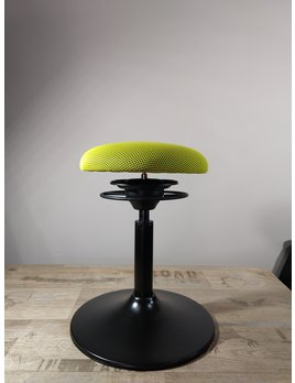 BALIMO®CLASSIC Bewegungsstuhl Basisfarbe schwarz (neu)