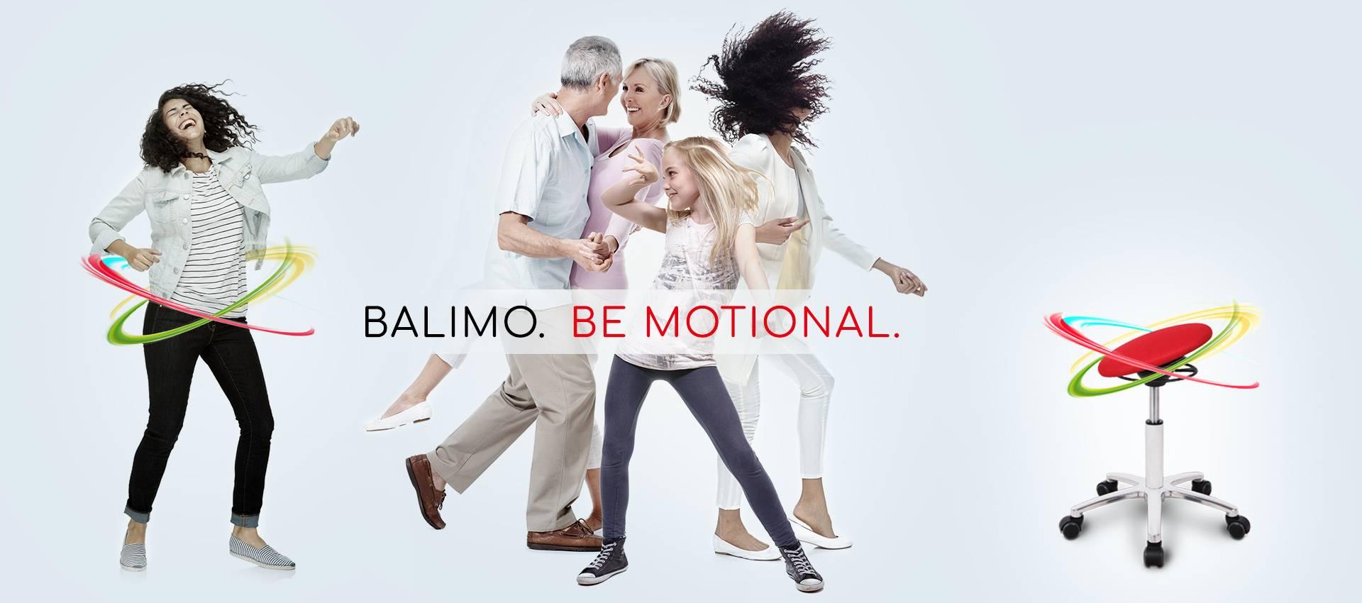 Das – Sitzen Kraft BALIMO® OriginalDynamisches für mehr IYb6vf7gy