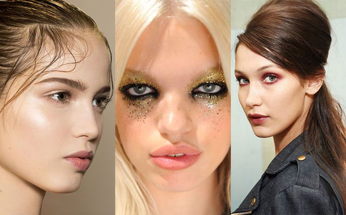 Make-up trends Summer 2017