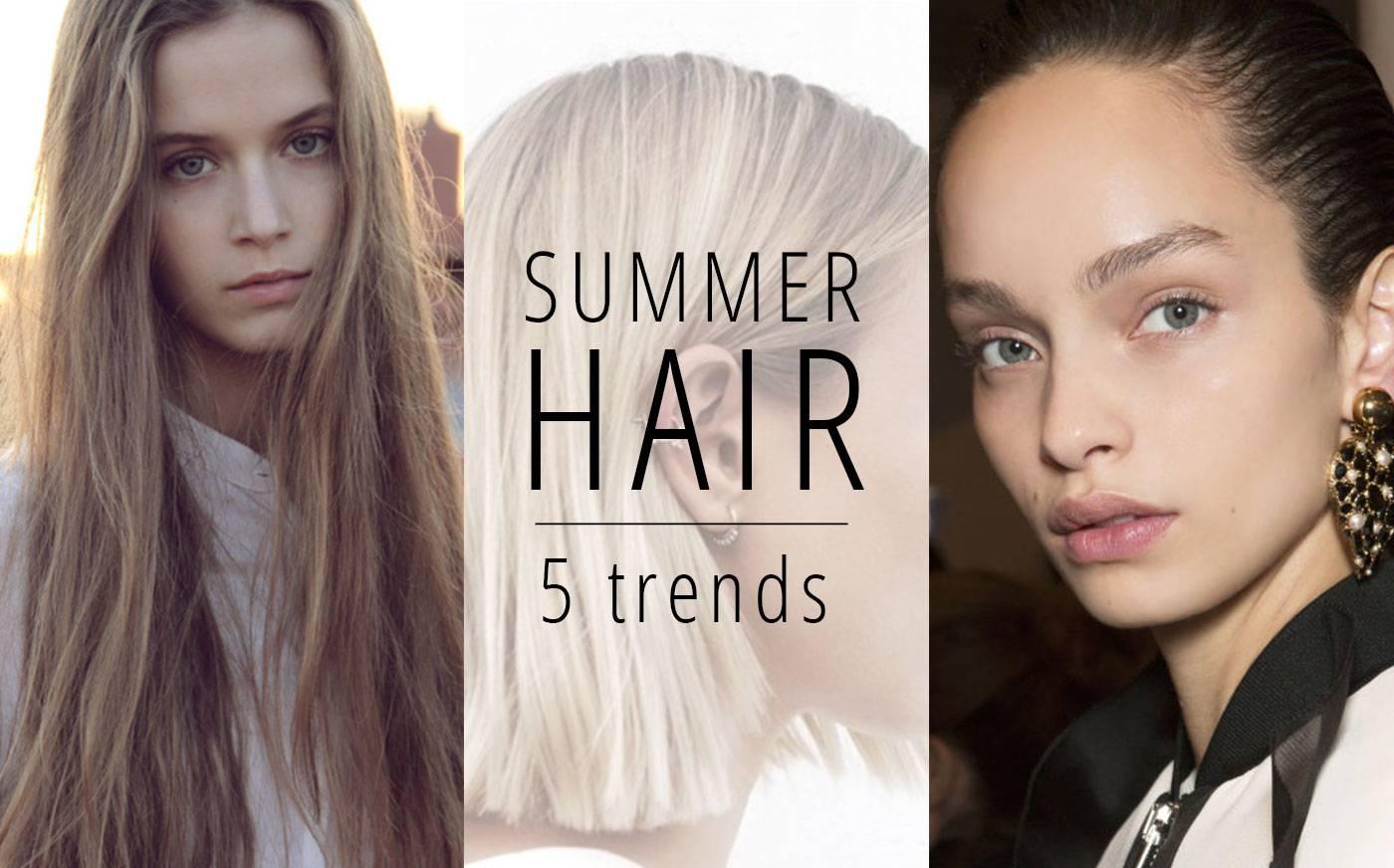 Summer hair!