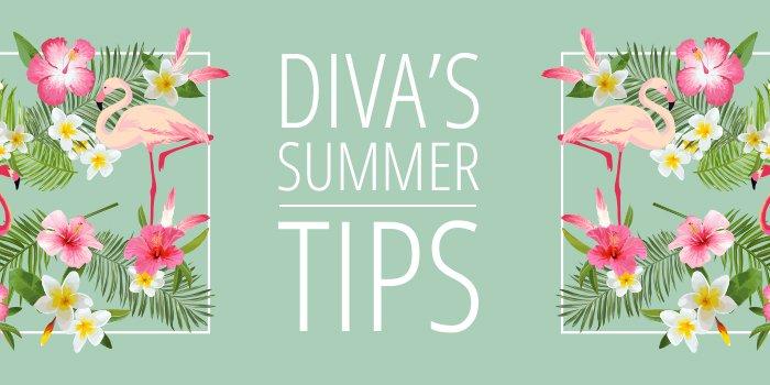 Divalicious tips voor de zomervakantie