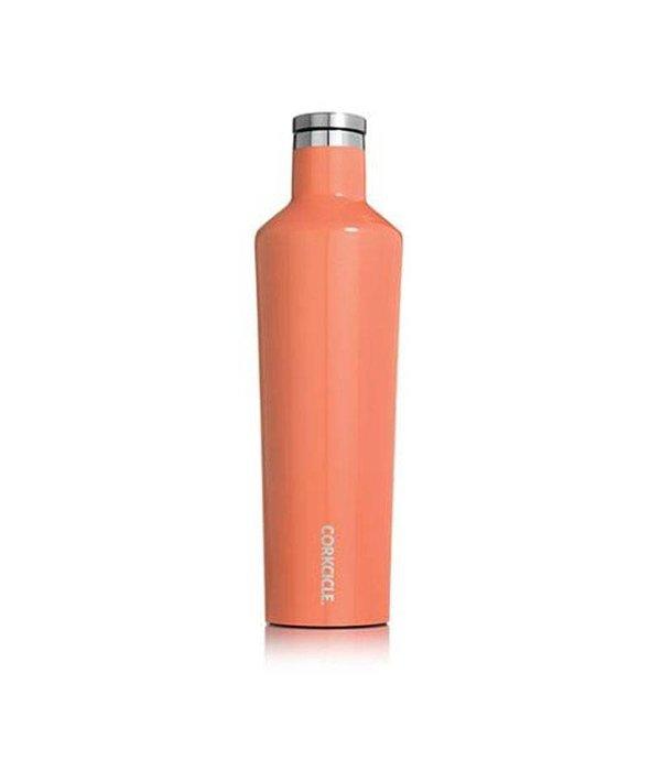 Corkcicle Canteen wijnkoeler peach echo