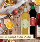 Walter J. Oster Glühwein rood