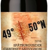 49° 50 ° Spätburgunder Cabernet Sauvignon